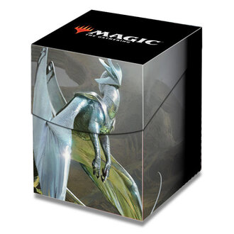 UP - PRO 100 + Deck Box - Magic The Gathering Chromium. the Mutable