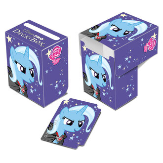 My Little Pony Trixie Full-View Deck Box