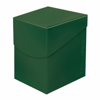 UP - Eclipse PRO 100+ Deck Box - Forest Green