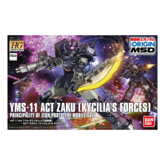 HG YMS-11 Act Zaku (Kycilia's Forces) 1/144