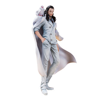 Figuarts Zero One Piece Rob Lucci (Film Gold Ver.)