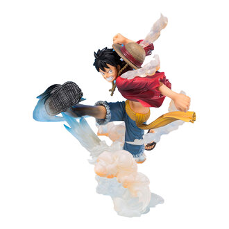 Figuarts Zero One Piece Monkey D. Luffy (Gum Gum Hawk Whip)