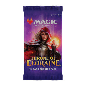 Throne of Eldraine 15-Card Booster Pack