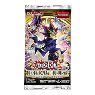 Legendary Duelists : Magical Hero Booster Pack