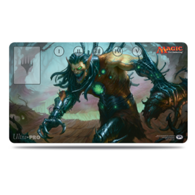 Commander 2015 - Ezuri , Claw of Progress Play Mat