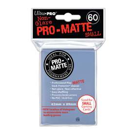 Pro-Matte Clear Small Deck Protectors