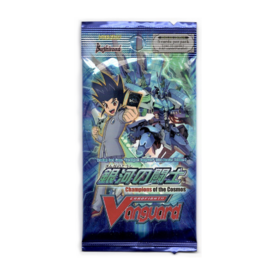 Champions of the Cosmos Booster Pack