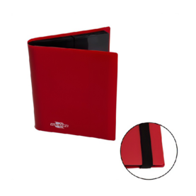 Blackfire Flexible Album - 4 Pocket - Red