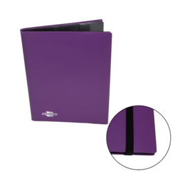 Blackfire Flexible Album - 9 Pocket - Purple