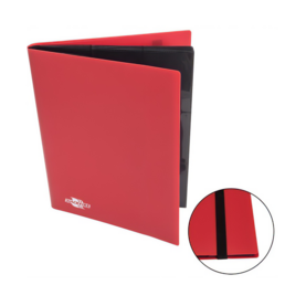 Blackfire Flexible Album - 9 Pocket - Red