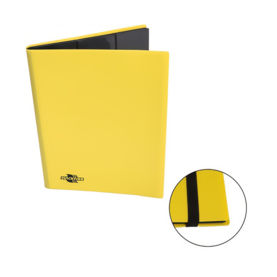 Blackfire Flexible Album - 9 Pocket - Yellow