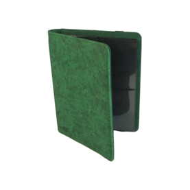Blackfire 4-Pocket Premium Album - Green