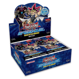 Speed Duel Trials of Kingdom  Booster Box