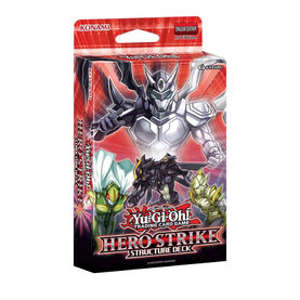 Hero Strike Structure Deck