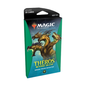 Theros Beyond Death Theme Booster Pack Green