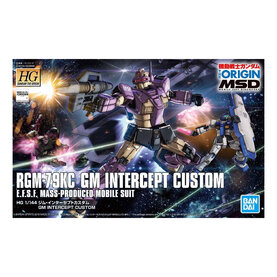 HG RGM-79KC GM Intercept Custom 1/144