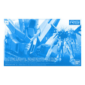 RG Build Strike Gundam Full Package (RG System Image Color) 1/144