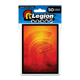 Legion - Matte Sleeves - Legion 2015 Double Matte Sleeves (50 Sleeves)