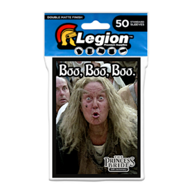 Legion - Double Matte Sleeves - Princess Bride: Boo. Boo. Boo (50 Sleeves)