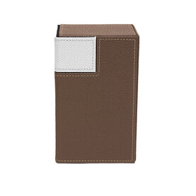 M2.1 Deck Box - Brown/White