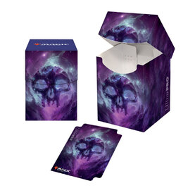 PRO 100 + Deck Box - Magic: The Gathering Celestial Swamp