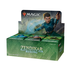 Zendikar Rising Draft Booster Display (36 Packs)