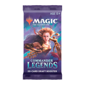 Commander Legends Draft Booster Pack