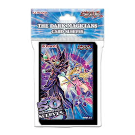 The Dark Magicians - Card Sleeves (50 Sleeves)