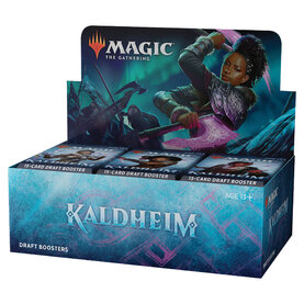 Kaldheim Draft Booster Display (36 Packs)