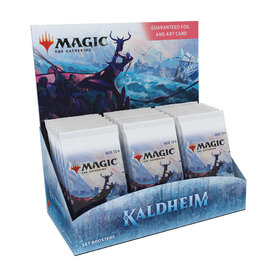 Kaldheim Set Booster Display (30 Packs)