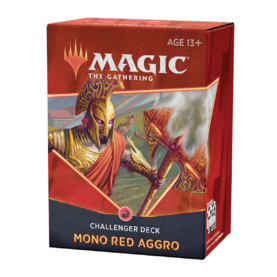 Challenger Deck 2021: Mono Red Aggro