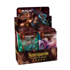 Strixhaven Theme Booster Display (10 Packs)