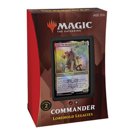 Strixhaven Commander Deck - Lorehold Legacies (Red-White)