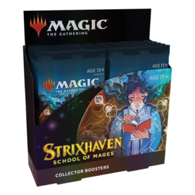 Strixhaven Collector Booster Display (12 Packs)
