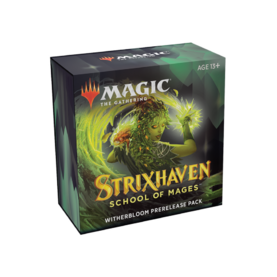 Strixhaven Witherbloom Prerelease Pack