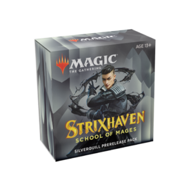 Strixhaven Silverquill Prerelease Pack