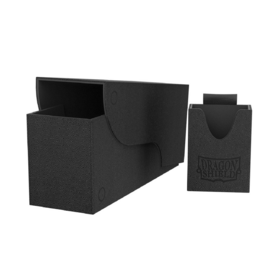 Dragon Shield Nest Box + 300 Black/Black