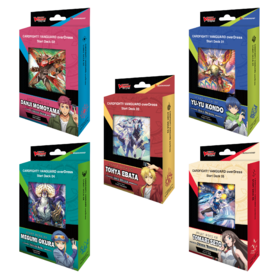 OverDress Start Decks Bundle