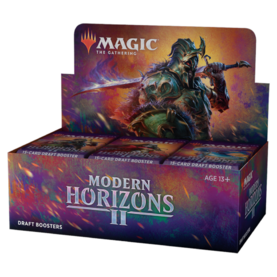 Modern Horizons 2 Draft Booster Display
