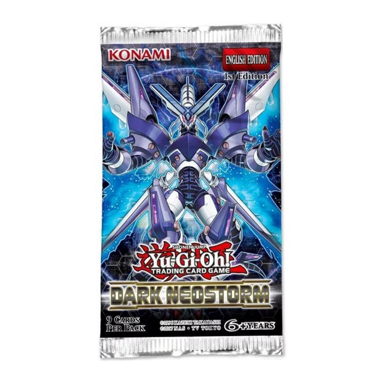 Dark Neostorm Booster Pack