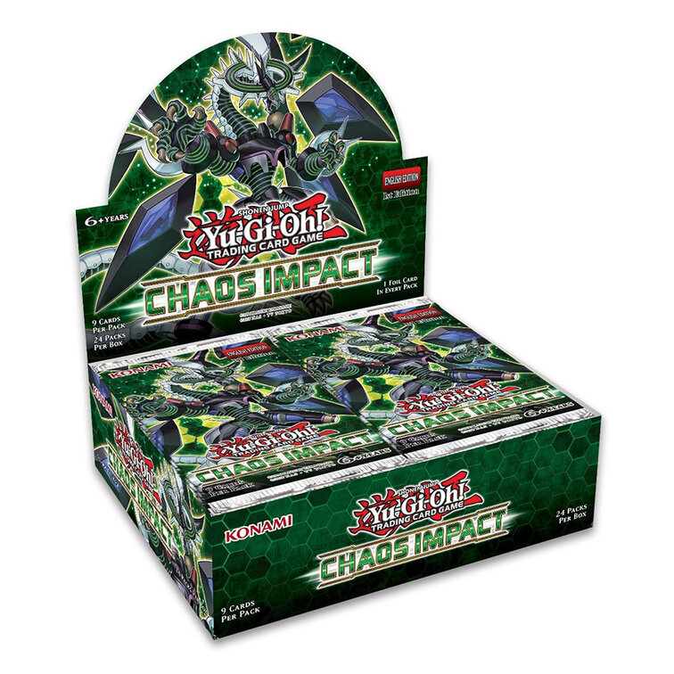 Chaos Impact Booster Box