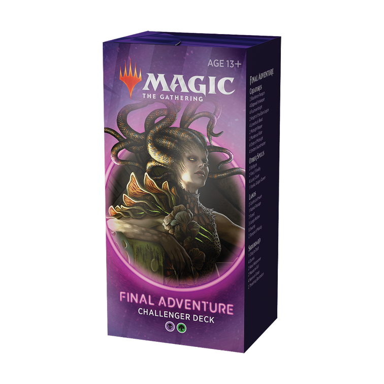Final Adventure Challenger Deck 2020