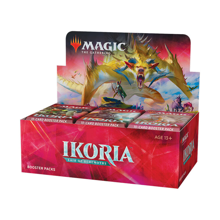 Ikoria: Lair of Behemoths Booster Display (36 Packs)