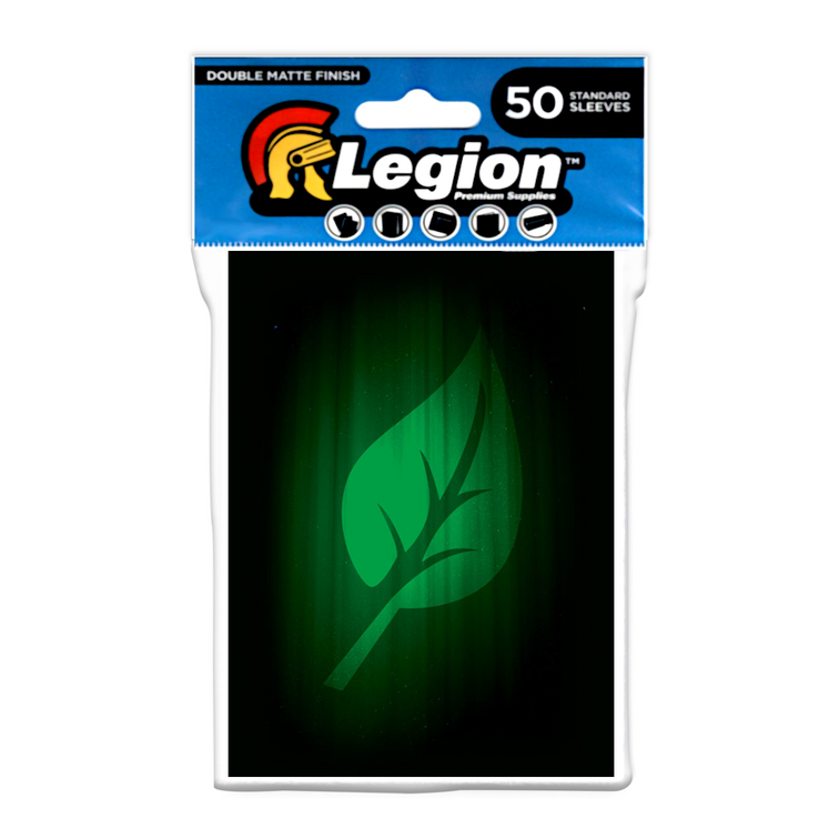 Legion - Matte Sleeves - Super Iconic - Life (50 Sleeves)