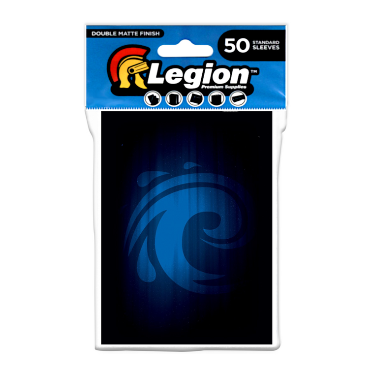 Legion - Matte Sleeves - Super Iconic - Water (50 Sleeves)
