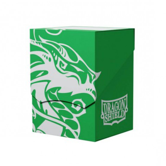 Dragon Shield Deck Shell - Green/Black