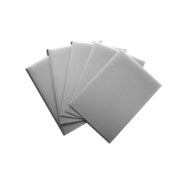 Dragon Shield Standard Card Sleeves - silver