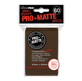 Pro-Matte Brown Small Deck Protectors