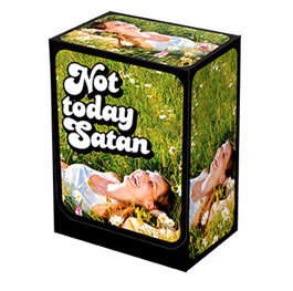 Legion - Deckbox - Not Today Satan