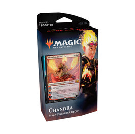 Core Set 2020 Planeswalker Deck -  Chandra